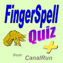 FingerSpell Quiz Plus icon