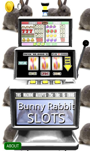 3D Bunny Rabbit Slots - Free
