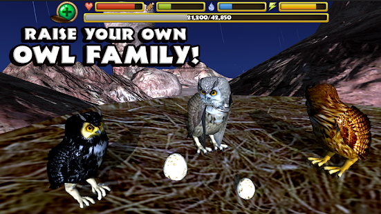 Owl Simulator- screenshot thumbnail