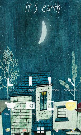 Sweet autumn night dodol theme