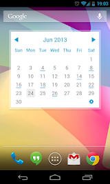 My Month Calendar Widget Lite Apk Download Free for PC, smart TV