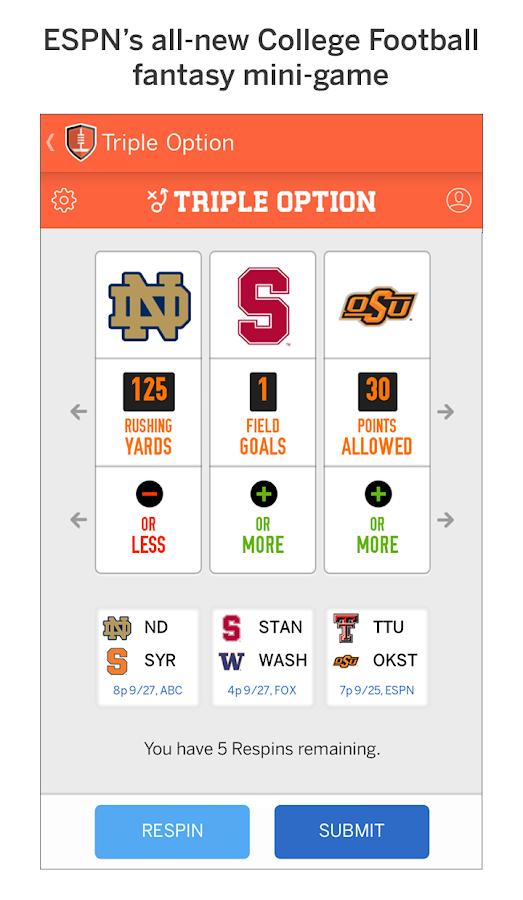 ESPN Championship Drive - screenshot