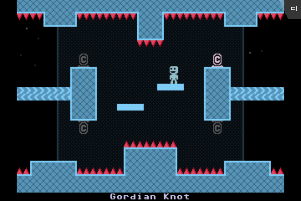 VVVVVV screenshot #1