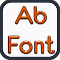 Round Pack for FlipFont® free icon