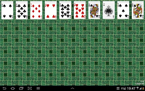 Spider Solitaire Free Game - screenshot thumbnail