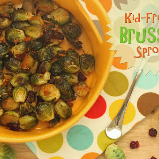 Kid-Friendly Brussels Sprouts