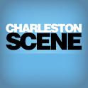 Charleston Scene logo