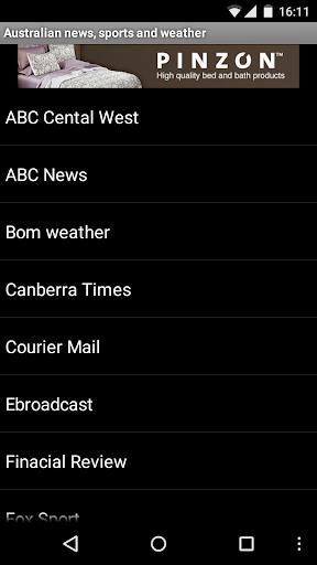 Australisch nieuws