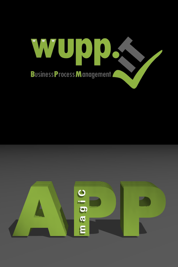 APP-Baukasten - wupp.iT - screenshot