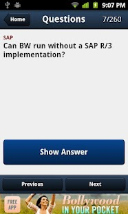 SAP Interview Questions - screenshot thumbnail