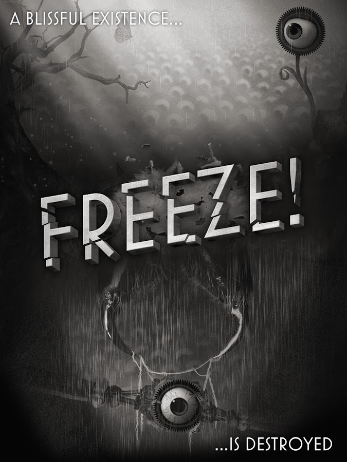 Freeze!- screenshot