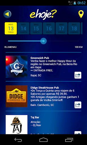 【免費娛樂App】e hoje?-APP點子