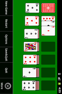 Classic Solitaire- screenshot thumbnail