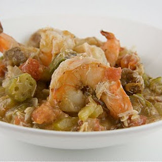 Fast and Intense Gumbo.