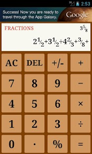 Standard Calculator- screenshot thumbnail