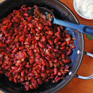 Mexican Beans and Rice.