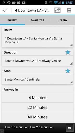 YourBus LA Metro