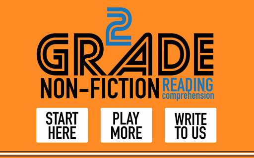 2nd Grade Non-Fiction Reading
