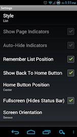 AppDrawer (MIUI App Drawer) Screenshot 5