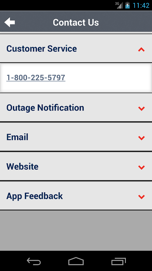 Gulf Power Mobile Outage App - Android Apps on Google Play