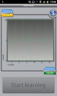 Flash Card Quiz screenshot