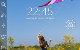 Screenshot of Start