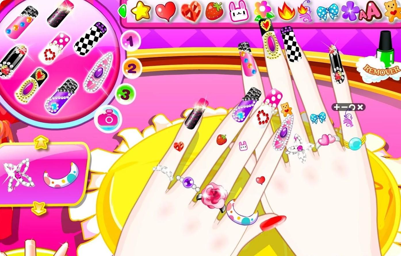 image Install new nails for your love doll