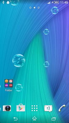 S6 Live Wallpaper - screenshot