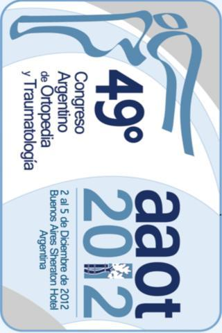 Congreso AAOT 2012