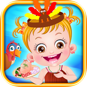 Baby Hazel Thanksgiving Fun for PC and MAC