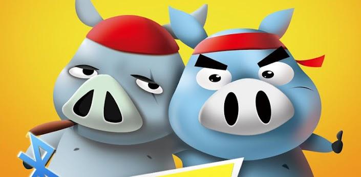 Temple Piggy - новая jumping игра для андроид