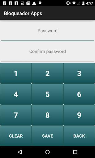 App Lock (Bloqueador Apps) 1.1.2 screenshots 2