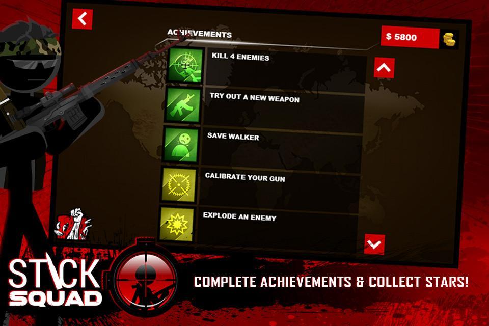Stick Sniper Games