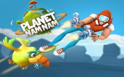 Planet Nam Nam v1.0
