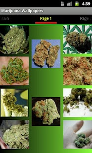 Weed Wallpapers and Pictures - screenshot thumbnail