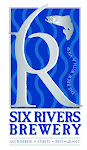Logo for Six Rivers Brewery