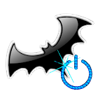 Quick Screen Off & Lock Bat icon