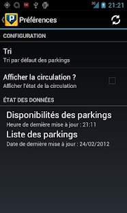 Nantes Mobi Parkings - screenshot thumbnail