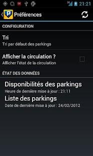 Nantes Mobi Parkings- screenshot thumbnail