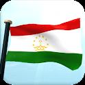 Tadžikistan Drapeau 3D Gratuit icon