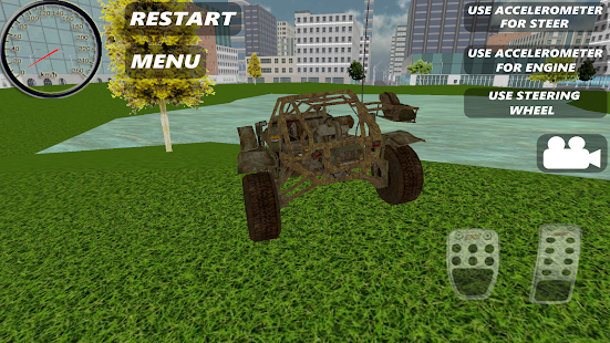 Buggy Simulator HD - screenshot thumbnail