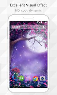 Fairy Flower Live Wallpaper