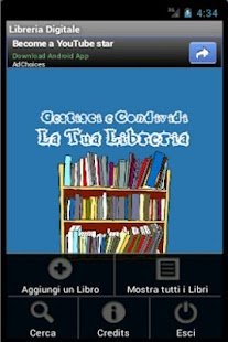 Libreria Digitale - screenshot thumbnail