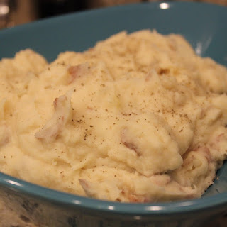 Whipped Mashed Potatoes
