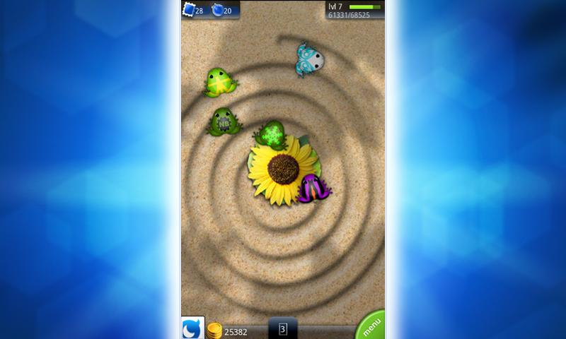 Pocket Frogs - screenshot