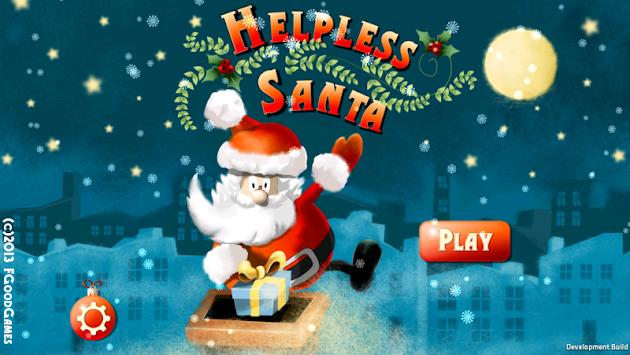 Helpless Santa apk screenshot