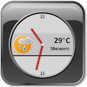 Slate Clock Widget icon