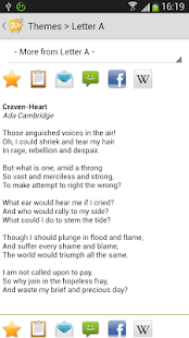 All Poems (Free)- screenshot thumbnail