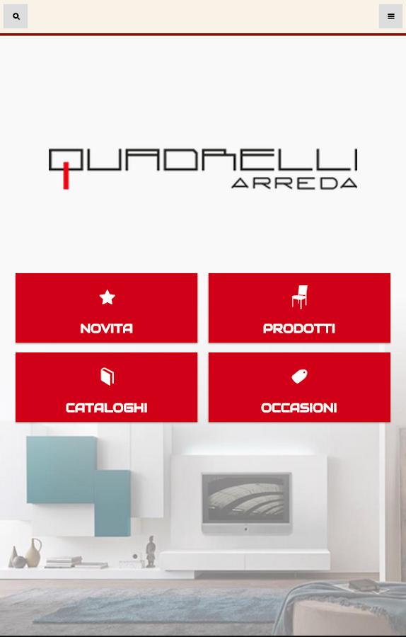 Quadrelli arreda android apps on google play for Lideo arreda