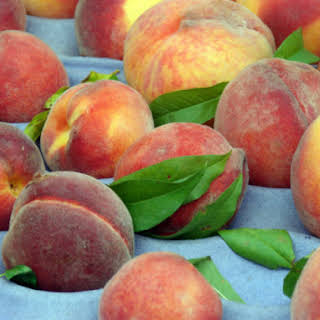 Peach-Ginger Shrub.